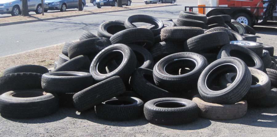 Tires - Bergen County Utilities Authority